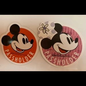 Disney Food & Wine Car Magnets Passholder Exclusiv